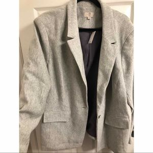 Loft Blazer with elbow patches